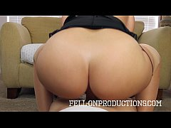 fell-on productions madisin lee in mom s hot summer day lesson