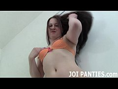 I got these hot little polka dot panties just f...