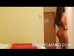 Teen Escort Secretly Filmed Fucking Client In H...