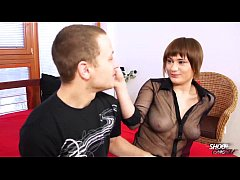 ShootOurSelf Super horny step sister drains her...