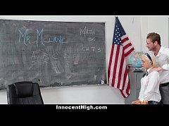 InnocentHigh - Naughty Schoolgirl Is A Teachers...