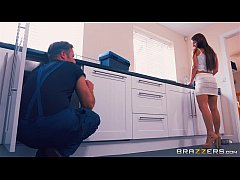 Brazzers - Mom helps her step daughter get some...