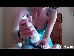 i will make up for being bratty by giving you a handjob joi