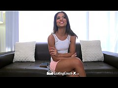 CastingCouch-X - Porn casting with sexy latina ...