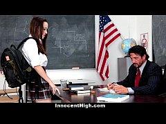 InnocentHigh - School Girl Desperate For Teache...