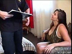 Bozena ester's tits jiggle as she gets fucked