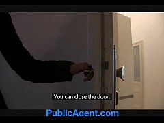 PublicAgent Homeless girl gets fucked to pay fo...