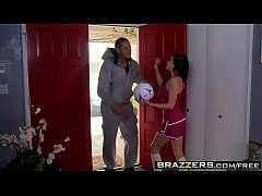 Brazzers - Big Tits In Sports - Coach's Boner s...