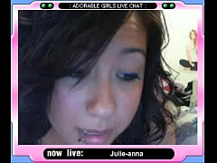 Julie-anna web cam girl, college girl, USA,virg...