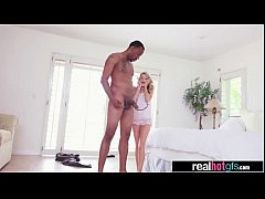 (hope harper) Hot Naughty Real GF Perform In Se...