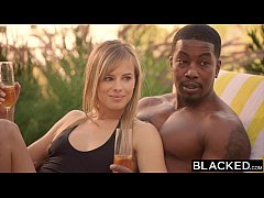 BLACKED Kendra Sunderland Interracial Obsession...