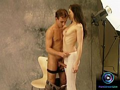 bea the photographer getting laid with her model dave pounder