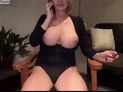 Classy MILF Teases on cam - live cam - http://c...