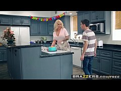 Brazzers - Mommy Got Boobs -  My Friends Fucked...