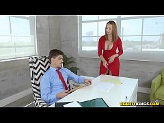 RealityKings - Big Tits Boss - Titties In Charge