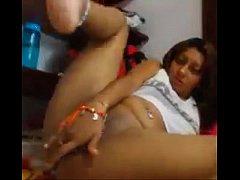 my skype girl fingering her ass on cam for me