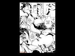 Naru Love 3 - Naruto Extreme Erotic Manga Slide...