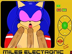 sonic transformed porn game
