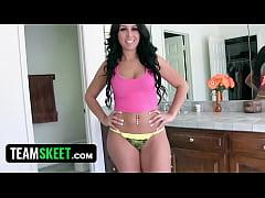 ShesNew - Bubble Butt Ava Alvares Loves Hardcor...