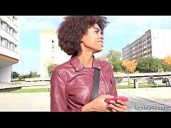 Beauty4k.com - Luna Corazon - Interracial public sex adventure