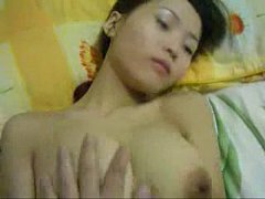 chinese gul tracy having sex with her luver