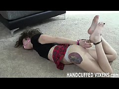 There is no way to break off these handcuffs JOI