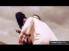 PORNFIDELITY Karmen Bella Captures White Cock