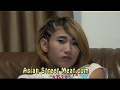 Asian Cock Sucker On Security Alert