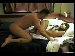 Amateur Couple Having Sex On Webcam