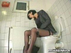 Office Toilet Slut, The Nasty Gimp