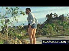 """Brook Lee Adams - The Quintessential """"Girls Next Door"""" Loves 2 Flash pt.2"""