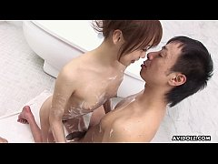 Delectable Asian babe has a sopay dick want to ...