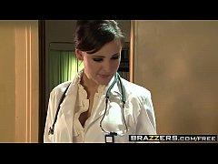 Brazzers - Doctor Adventures -  Sexy Doctor Fucks Patient scene starring Brooke Lee Adams and Danny