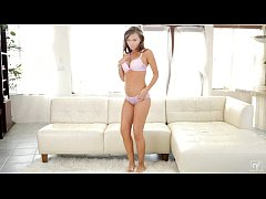 Horny Capri Anderson Plays with Her Pussy - Ero...