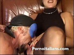 Amateur italian - coppia porcella italiana scop...