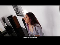 DadCrush - Hot Daughter Punished By Step-Dad