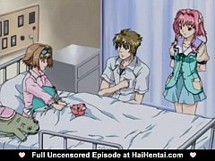Hentai Cartoon XXX Schoolgirl Titfuck Ecchi Ani...