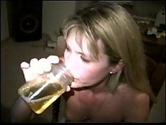 Phyllis Drinks Fresh Piss