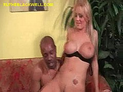 Big Black Dick for Two Pussies