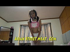 Shackled Thai Submissive Submits For Sperm And ...