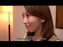 Asian floozy desires to please him with her fre...