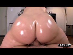 Oiled ass Kimmy Olsen