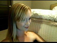 Amateut blond webcam - http://amateuranalteen.com