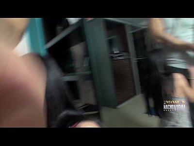 ana marco myhyv entra en la mansion de nacho vidal