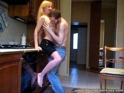 Samantha era sólo para la cocina, sala de