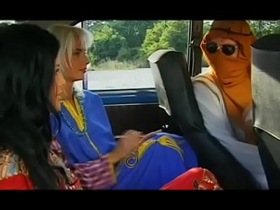 Angelica Assfucked by the Cab Driver (5 min)
