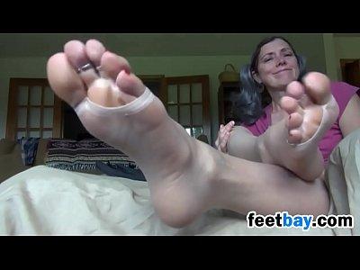 Bbw wrinkled soles 2 9