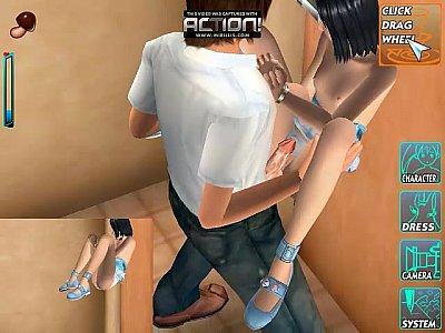 Videos Folladas Rapelay gameplay 01