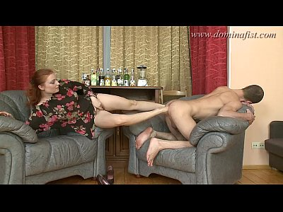 Dominafist letting her take control 8