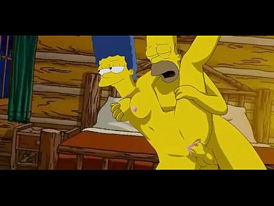 Simpsons Porno Video